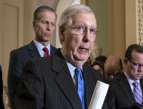 #4 Sen. Mitch McConnell